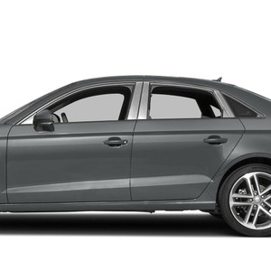 Auto Reflections | Pillar Post Covers and Trim | 15-18 Audi A3 | SRF0071