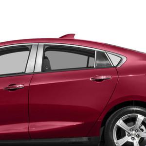 Auto Reflections | Pillar Post Covers and Trim | 16-18 Chevrolet Volt | SRF0184