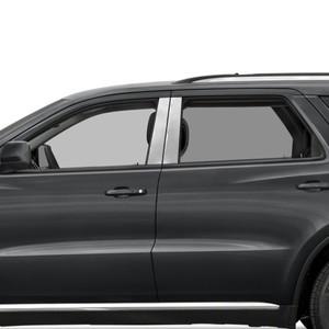 Auto Reflections | Pillar Post Covers and Trim | 11-18 Dodge Durango | SRF0267