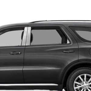 Auto Reflections | Pillar Post Covers and Trim | 11-18 Dodge Durango | SRF0268