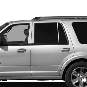 Auto Reflections | Pillar Post Covers and Trim | 97-17 Ford Expedition | SRF0302