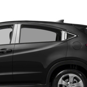 Auto Reflections | Pillar Post Covers and Trim | 16-18 Honda HR-V | SRF0358