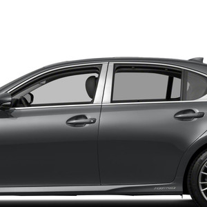 Auto Reflections | Pillar Post Covers and Trim | 13-18 Lexus GS | SRF0478