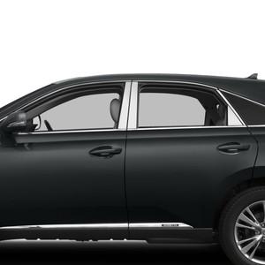 Auto Reflections | Pillar Post Covers and Trim | 10-15 Lexus RX | SRF0487