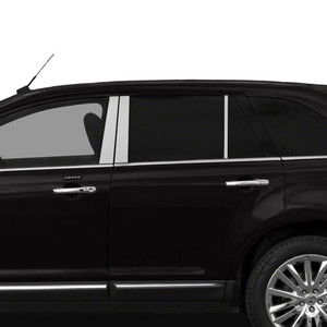 Auto Reflections | Pillar Post Covers and Trim | 07-15 Lincoln MKX | SRF0504