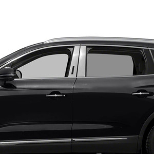 Auto Reflections | Pillar Post Covers and Trim | 16-18 Lincoln MKX | SRF0513