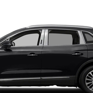 Auto Reflections | Pillar Post Covers and Trim | 16-18 Lincoln MKX | SRF0516