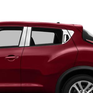 Auto Reflections | Pillar Post Covers and Trim | 11-17 Nissan Juke | SRF0595