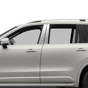 Auto Reflections | Pillar Post Covers and Trim | 16-18 Volvo XC Series | SRF0720