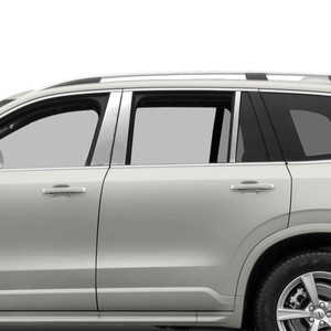 Auto Reflections | Pillar Post Covers and Trim | 16-18 Volvo XC Series | SRF0721