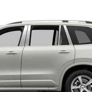 Auto Reflections | Pillar Post Covers and Trim | 16-18 Volvo XC Series | SRF0722