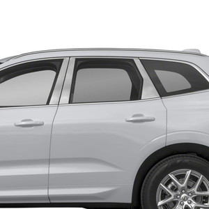 Auto Reflections | Pillar Post Covers and Trim | 17-18 Volvo XC Series | SRF0732