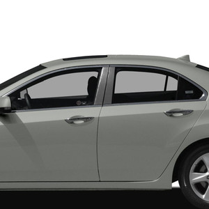 Acura TSX Replacement Parts Chrome Accessories - Acura tsx accessories