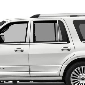 Auto Reflections | Pillar Post Covers and Trim | 97-17 Lincoln Navigator | SRF0503