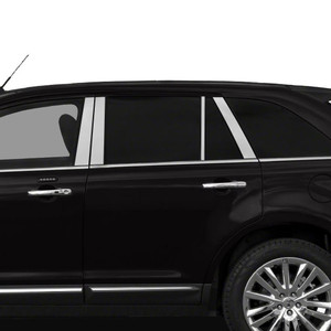 Auto Reflections | Pillar Post Covers and Trim | 07-15 Lincoln MKX | SRF0506