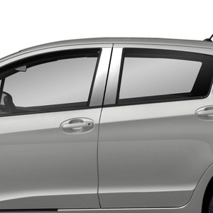 Auto Reflections | Pillar Post Covers and Trim | 11-18 Toyota Yaris | SRF0652