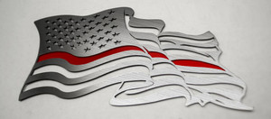 American Car Craft |Emblems | American Flag |ACC4455
