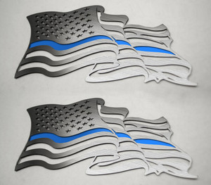 American Car Craft |Emblems | American Flag |ACC4462