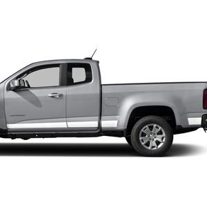 Diamond Grade | Side Molding and Rocker Panels | 15-18 Chevrolet Colorado | SRF0784