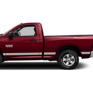 Diamond Grade | Side Molding and Rocker Panels | 09-18 Dodge Ram 1500 | SRF0948