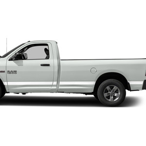 Diamond Grade | Side Molding and Rocker Panels | 09-18 Dodge Ram 1500 | SRF0949
