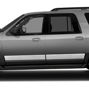 Diamond Grade | Side Molding and Rocker Panels | 07-17 Ford Expedition | SRF0990