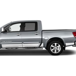 Diamond Grade | Side Molding and Rocker Panels | 04-15 Nissan Titan | SRF1212