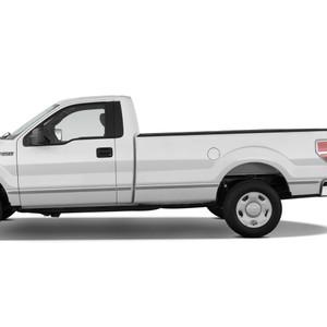Diamond Grade | Side Molding and Rocker Panels | 09-14 Ford F-150 | SRF0012