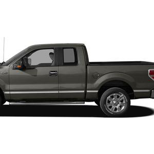Diamond Grade | Side Molding and Rocker Panels | 09-14 Ford F-150 | SRF0014