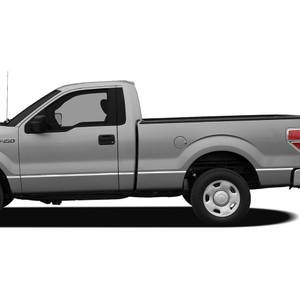 Diamond Grade | Side Molding and Rocker Panels | 09-14 Ford F-150 | SRF1011