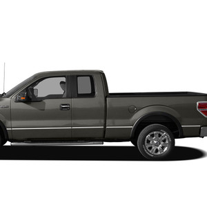 Diamond Grade | Side Molding and Rocker Panels | 09-14 Ford F-150 | SRF1021