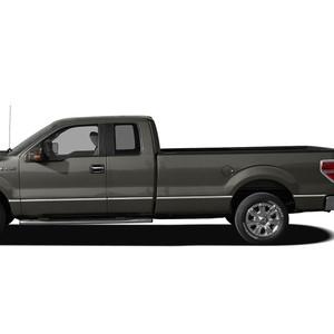 Diamond Grade | Side Molding and Rocker Panels | 09-14 Ford F-150 | SRF1023