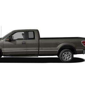 Diamond Grade | Side Molding and Rocker Panels | 09-14 Ford F-150 | SRF1025