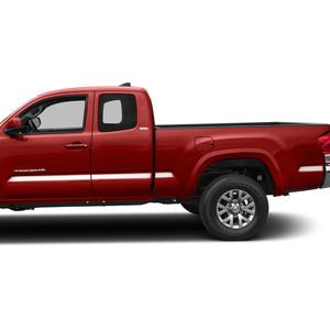 Diamond Grade | Side Molding and Rocker Panels | 16-18 Toyota Tacoma | SRF1270