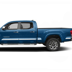 Diamond Grade | Side Molding and Rocker Panels | 16-18 Toyota Tacoma | SRF1277