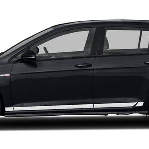 Diamond Grade | Side Molding and Rocker Panels | 15-18 Volkswagen Golf | SRF1284
