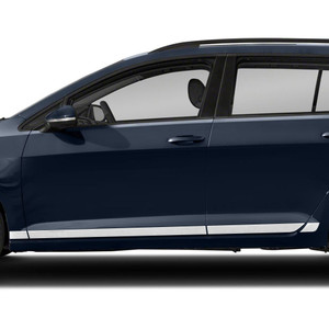 Diamond Grade | Side Molding and Rocker Panels | 15-18 Volkswagen Golf | SRF1285