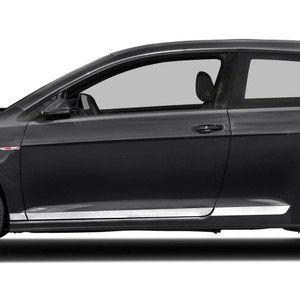 Diamond Grade | Side Molding and Rocker Panels | 15-18 Volkswagen Golf | SRF1286