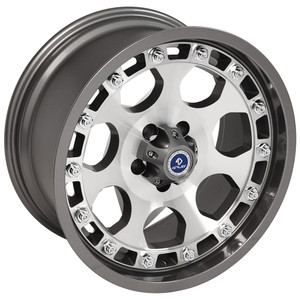 Upgrade Your Auto | 18 Wheels | 87 06 Jeep Wrangler | OWH5934