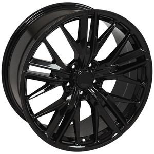 Upgrade Your Auto | 20 Wheels | 10-17 Chevrolet Camaro | OWH5981