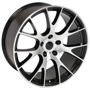 Upgrade Your Auto   22 Wheels   04-09 Dodge Durango   OWH6033
