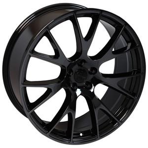 Upgrade Your Auto   22 Wheels   04-09 Dodge Durango   OWH6277