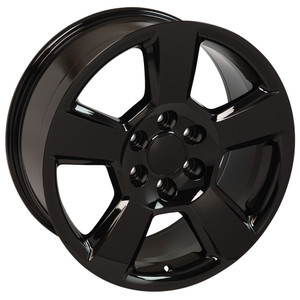 Upgrade Your Auto | 20 Wheels | 99-17 GMC Sierra 1500 | OWH6362