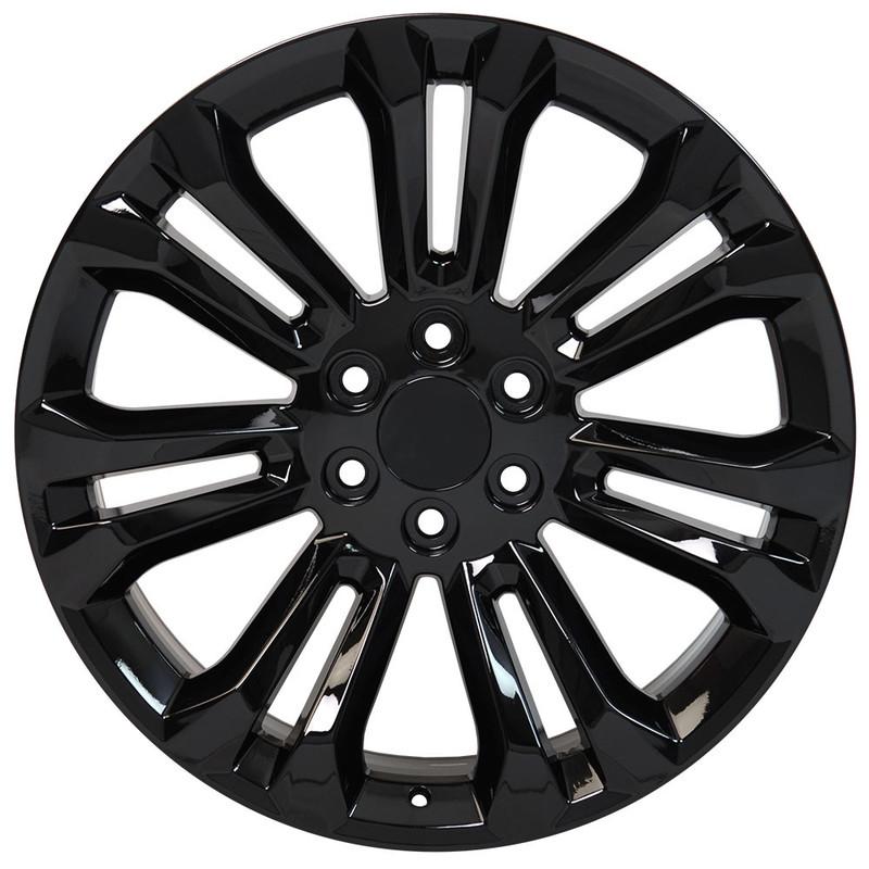 upgrade your auto 22 wheels 99 17 cadillac escalade owh6368 2019 Cadillac Escalade larger more photos
