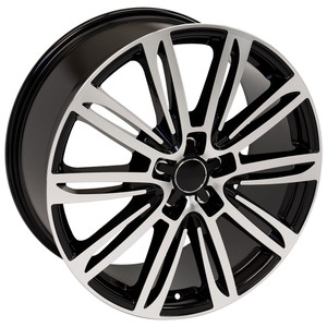 Upgrade Your Auto   20 Wheels   08-18 Audi TT   OWH6421