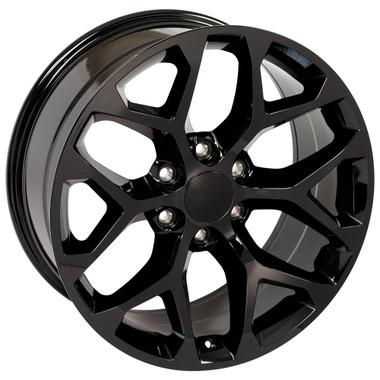 Upgrade Your Auto | 20 Wheels | 99-17 Cadillac Escalade | OWH6512