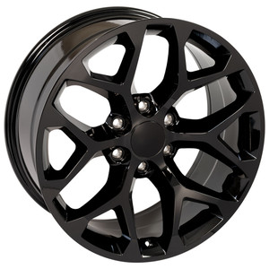 Upgrade Your Auto | 20 Wheels | 99-17 GMC Sierra 1500 | OWH6513