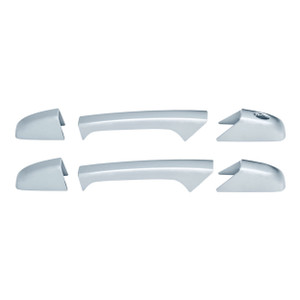 Auto Reflections | Door Handle Covers and Trim | 07-12 GMC Sierra 1500 | 12205k-hd-chrome-door-handle-covers-
