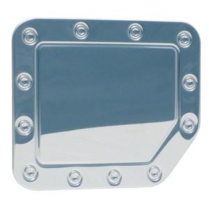 Auto Reflections   Gas Door Covers   04-14 Nissan Titan   DC06--nissan-titan-chrome-plated-gas-door-cap-cover
