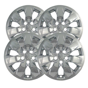 Auto Reflections | Hubcaps and Wheel Skins | 08-10 Honda Accord | imp325x-2008-2009-2010-honda-accord-chrome-wheel-cap-cover-skins